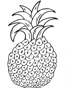 Pineapple-fruits-coloring-pages-7