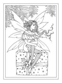 christmas-fairy-coloring-pages-5