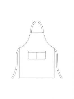 Apron-coloring-pages-1