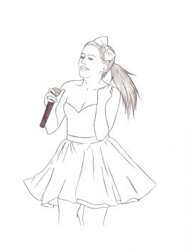 Ariana-Grande-coloring-pages-4