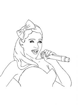 Ariana-Grande-coloring-pages-7