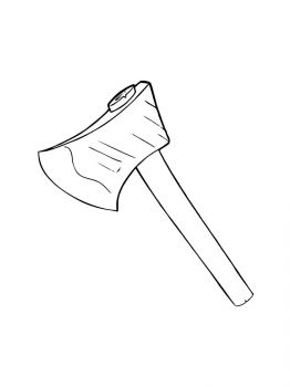 Axe-coloring-pages-4