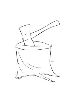 Axe-coloring-pages-5