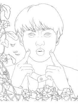BTS-coloring-pages-13