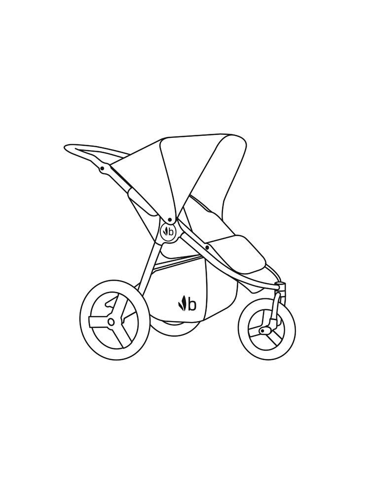 malvorlagen kinderwagen - ausmalbilder kostenlos zum