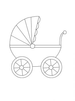 Baby-Stroller-coloring-pages-10
