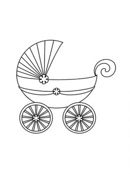 Baby-Stroller-coloring-pages-12