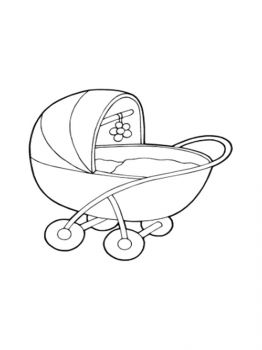 Baby-Stroller-coloring-pages-13
