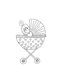 Baby-Stroller-coloring-pages-20