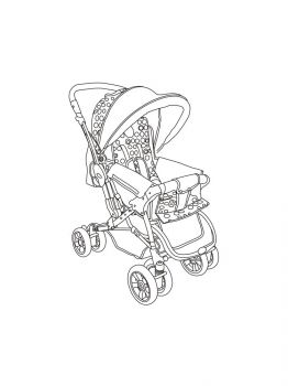 Baby-Stroller-coloring-pages-22