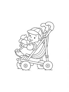 Baby-Stroller-coloring-pages-23
