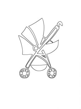Baby-Stroller-coloring-pages-29