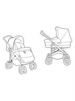 Baby-Stroller-coloring-pages-32