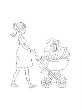 Baby-Stroller-coloring-pages-33