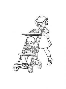 Baby-Stroller-coloring-pages-4