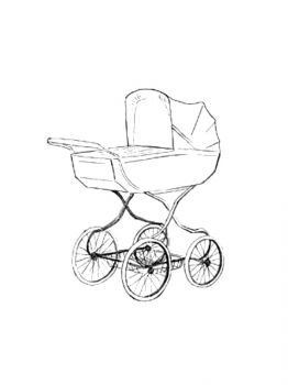 Baby-Stroller-coloring-pages-7
