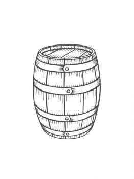 Barrel-coloring-pages-11