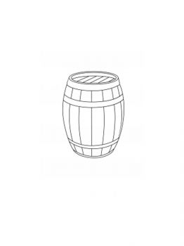 Barrel-coloring-pages-13