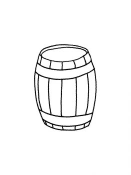 Barrel-coloring-pages-3