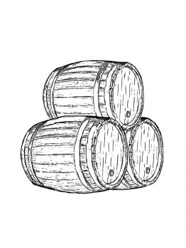 Barrel-coloring-pages-7