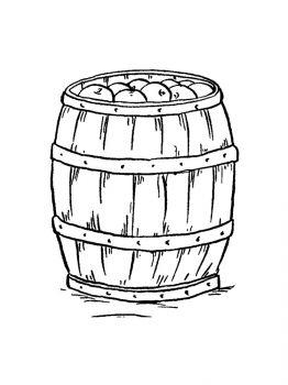 Barrel-coloring-pages-9