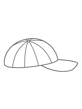 Baseball-Cap-coloring-pages-11