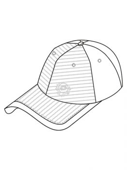 Baseball-Cap-coloring-pages-25