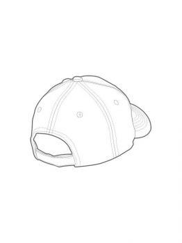 Baseball-Cap-coloring-pages-3