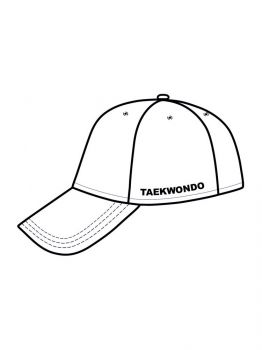Baseball-Cap-coloring-pages-4
