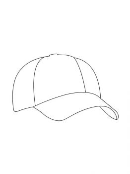 Baseball-Cap-coloring-pages-7