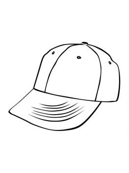 Baseball-Cap-coloring-pages-8