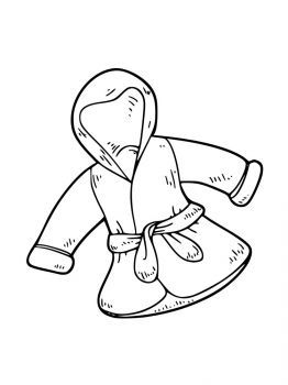 Bathrobe-coloring-pages-8