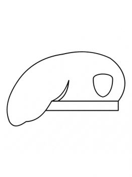 Beret-coloring-pages-2