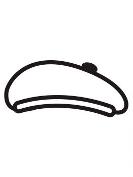 Beret-coloring-pages-8