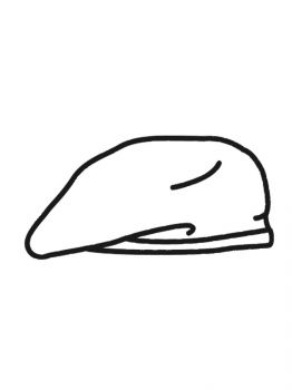 Beret-coloring-pages-9