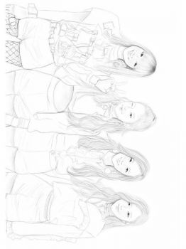 BlackPink-coloring-pages-2