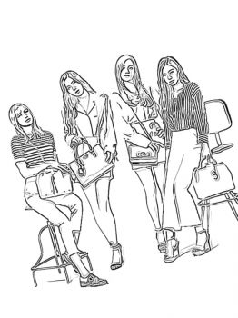 BlackPink-coloring-pages-3