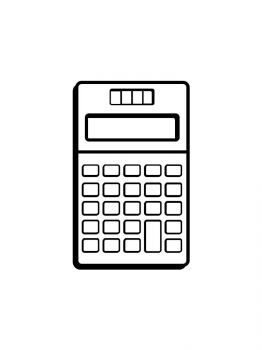 Calculator-coloring-pages-1