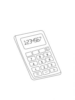 Calculator-coloring-pages-2