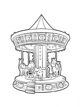 Carousel-coloring-pages-18