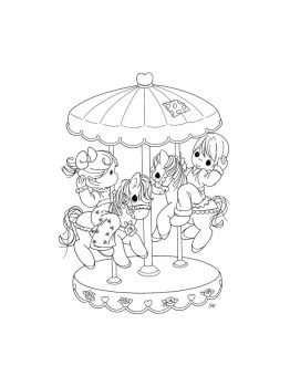 Carousel-coloring-pages-3