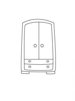 Cupboard-coloring-pages-1