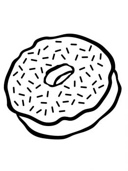 Donut-coloring-pages-8