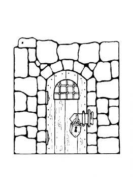 Door-coloring-pages-11