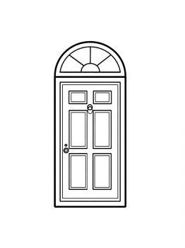Door-coloring-pages-16