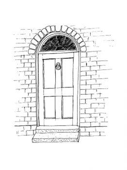Door-coloring-pages-17