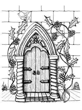 Door-coloring-pages-21