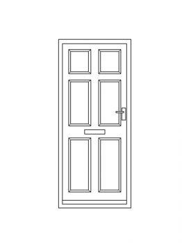 Door-coloring-pages-29