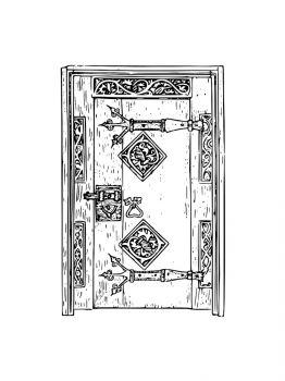 Door-coloring-pages-32