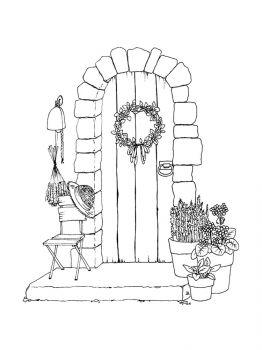 Door-coloring-pages-33